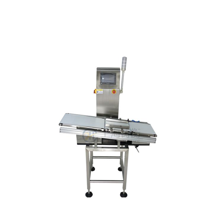 0.8g高精度自动检测设备 上海高精度重量检测秤厂家