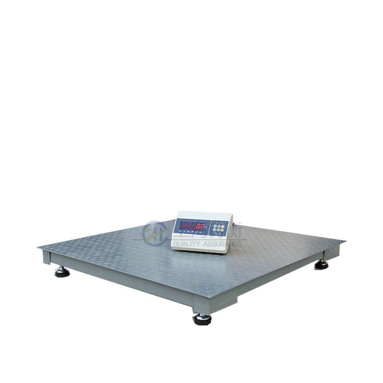 2000kg不锈钢电子地磅秤 2