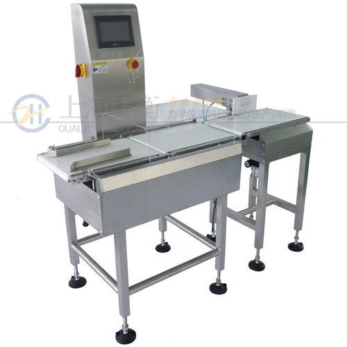 睫毛膏生产线重量分选机 防止欠重分选分类机