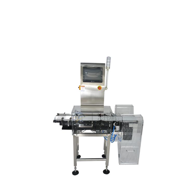SG-220重量选别机检测洗衣液重量
