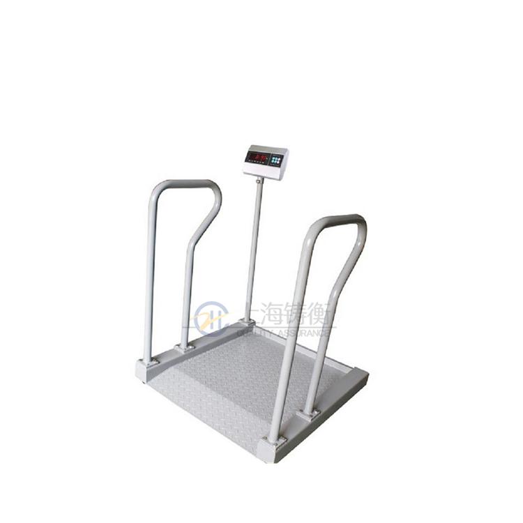 连电脑轮椅血透秤 交直流两用轮椅称 带USB接口医用轮椅秤