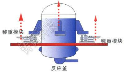 安徽省5000kg防爆称重模块